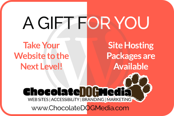 Chocolate Dog Media digital Gift Card
