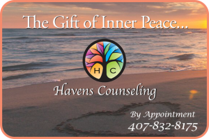 Havens Counseling local Orlando online Gift Card
