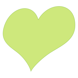 Heart Icon for gift cards